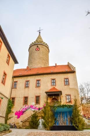 Innenhof der Leuchtenburg