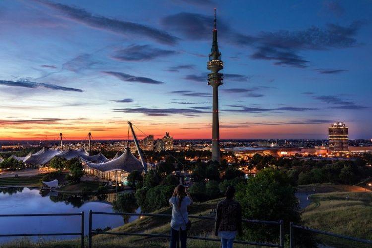 Olympiadorf in München