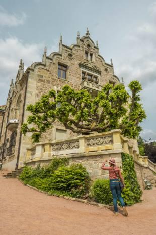 Schloss Altenstein in Thüringen