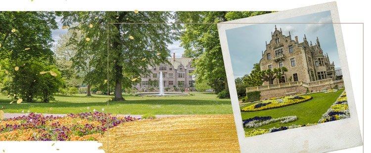 Header: Tagesausflug zum Schloss Altenstein in Thüringen – Tipps und Hinweise