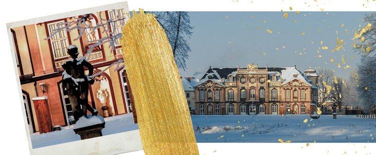 Header: Ein Besuch bei Schloss Molsdorf in Erfurt, Thüringen