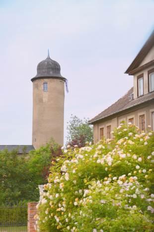 Turm im Weimarer Land