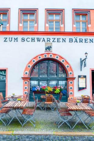 Restaurant Schwarzer Bär vom Hotel Elefant