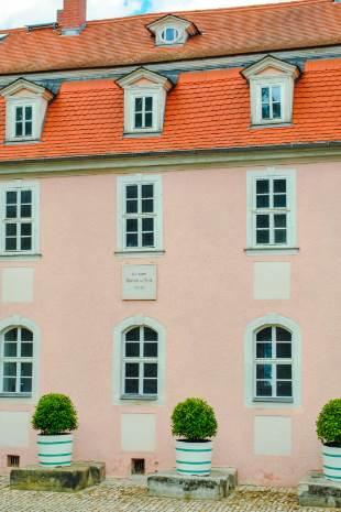 Charlotte von Stein Haus