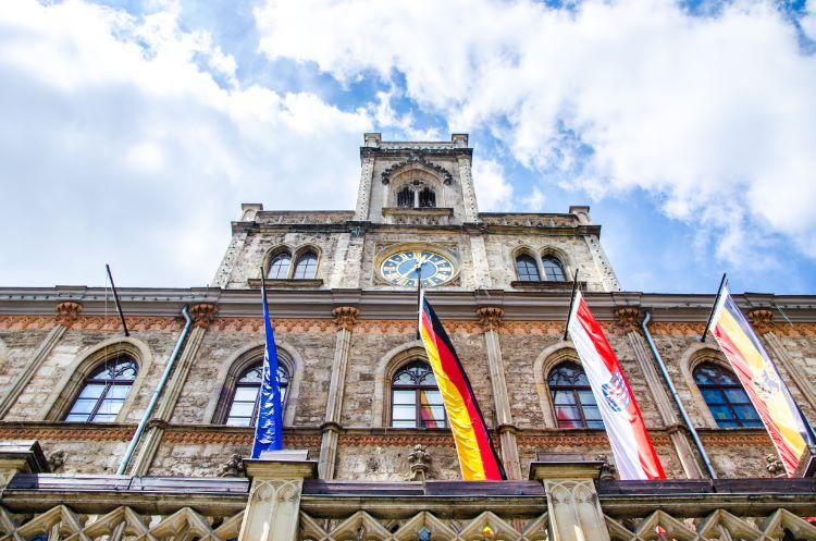 Weimarer Rathaus