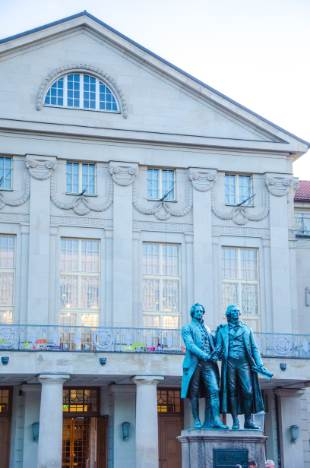 Theater in Weimar