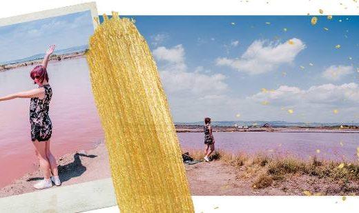 Header: Ein Pinker See in Bulgarien? Und er heilt? So kommst du hin!