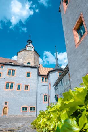 Altes Schloss in Dornburg bei Jena