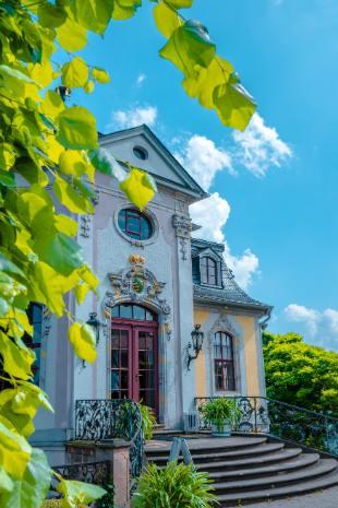 Rokoko-Schloss in Dornburg