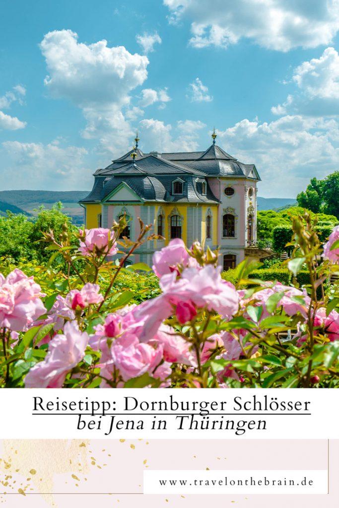 Die Dornburger Schlösser bei Jena in Thüringen - Reisetipps und schöne Ausblicke