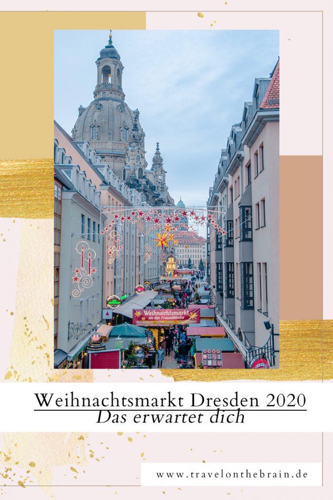 Pin: Weihnachtsmarkt Dresden 2020 – Das erwartet dich