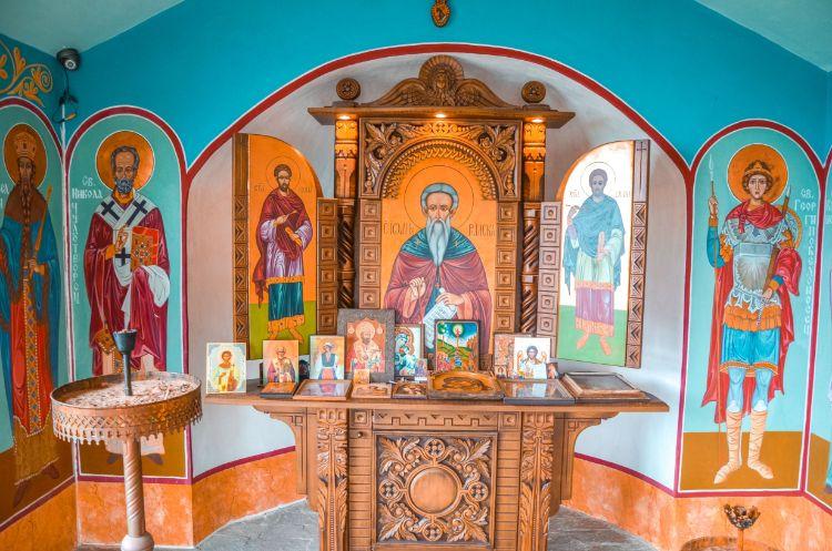 Kapelle in Sosopol, Bulgarien