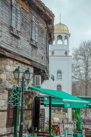 Orthodoxe Kirche in Sosopol Bulgarien