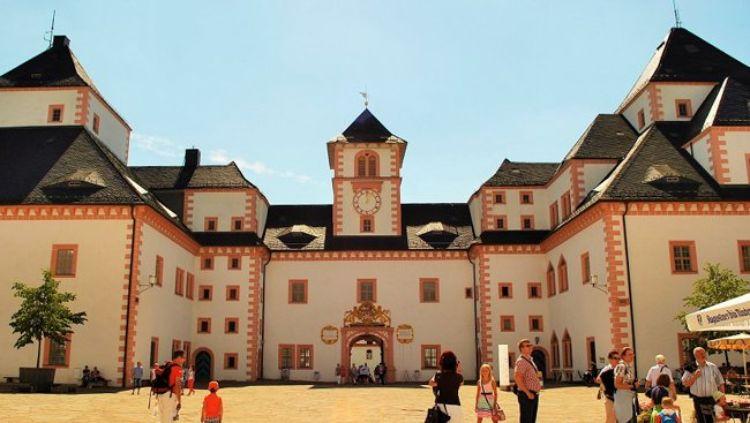 Augustusburg in Sachsen