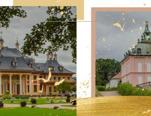 Header: Die 10 schönsten Burgen und Schlösser in Sachsen für einen Tagesausflug