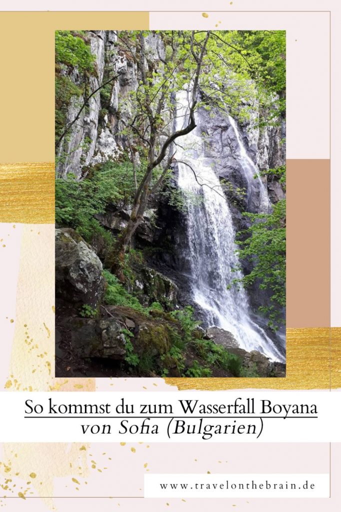 So kommst du zum Wasserfall Boyana von Sofia (Bulgarien)