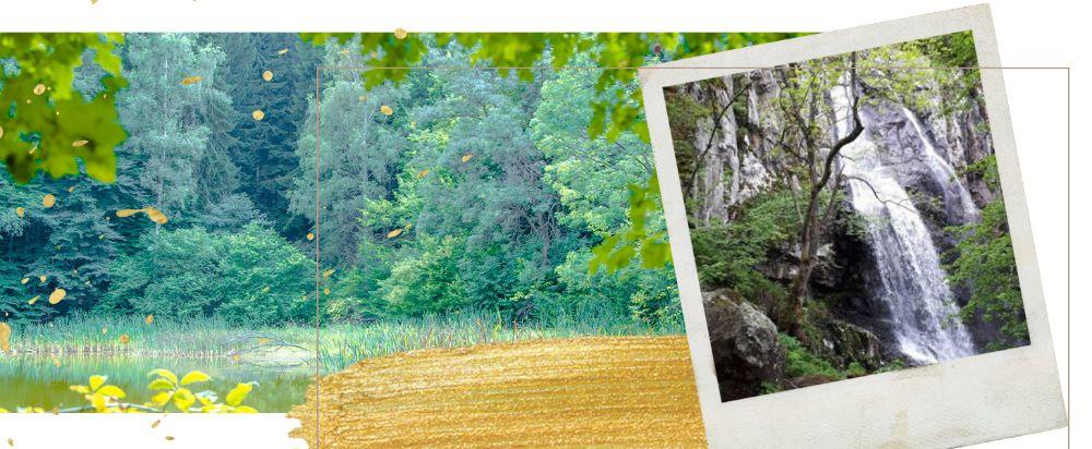 Header: So kommst du zum Wasserfall Boyana in Sofia, Bulgarien