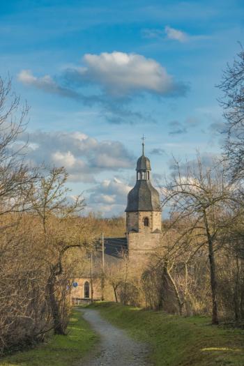 Kirche in Drackendorf in Jena