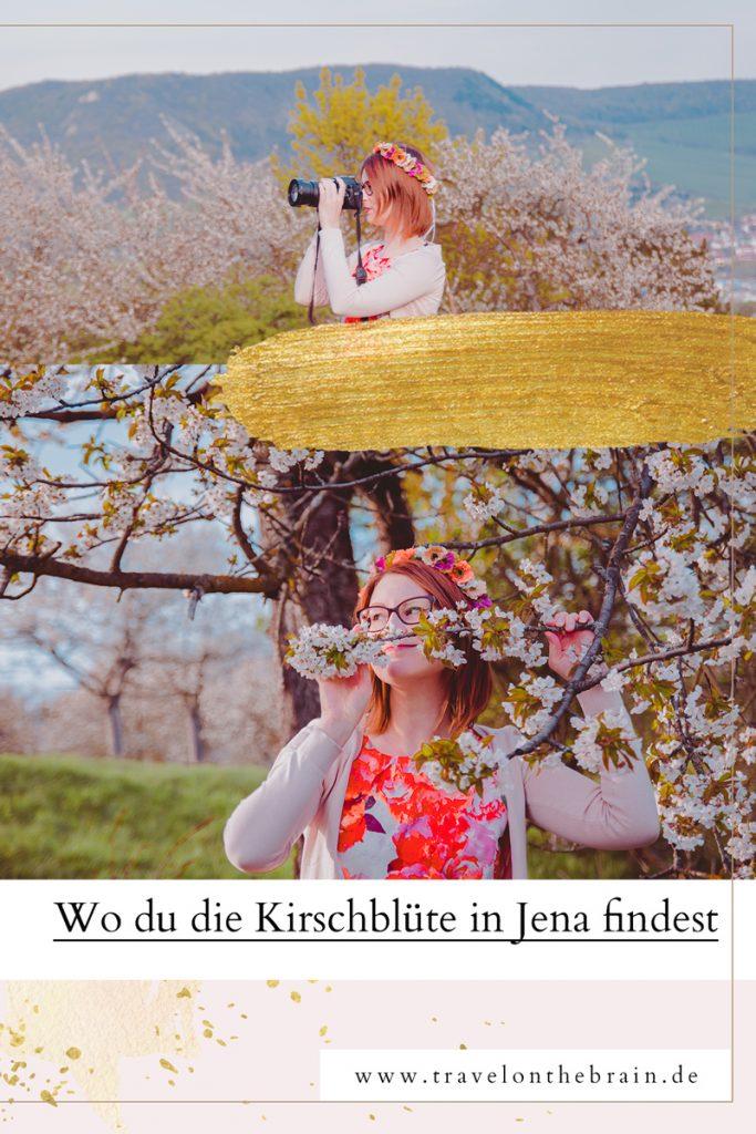 Pin: Wo du die Kirschblüte in Jena findest