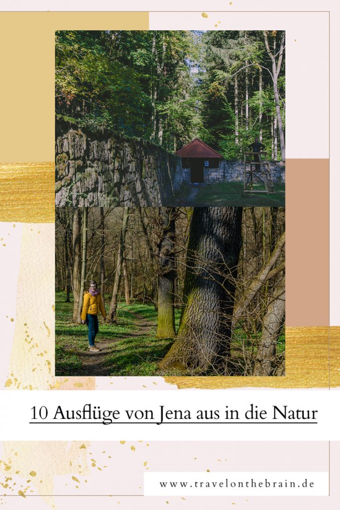 Pin: 10 Ausflüge von Jena aus in die Natur